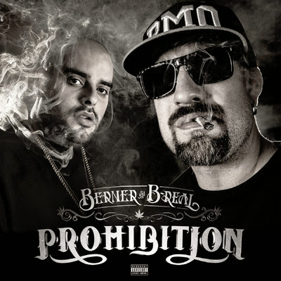 Berner & B-Real - Prohibition Cover