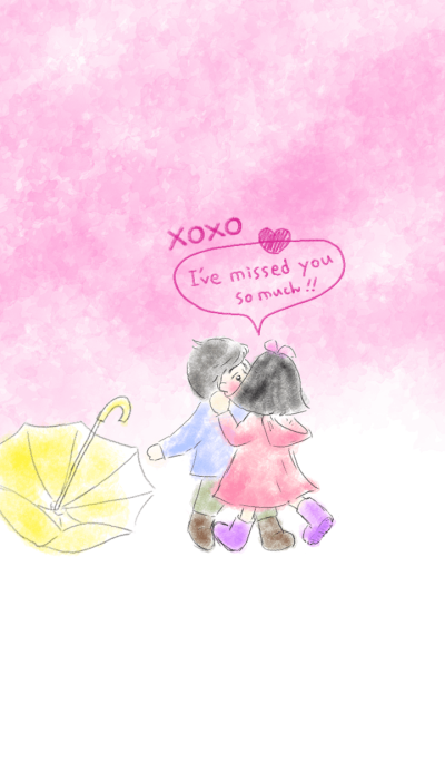 xoxo ~I've missed you so much!!~