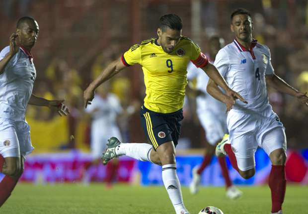 Kolombia vs Kosta Rika