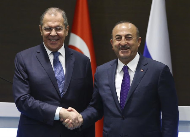 Πρόβλημα μεταξύ Μόσχας και Άγκυρας;