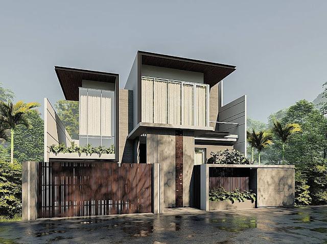 Jasa Desain Rumah 3 Lantai Terbaru 2022
