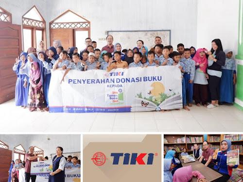 Donasi Buku TIKI