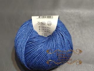 Пряжа GAZZAL (Газзал) Baby Cotton 3431