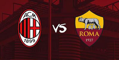 مشاهدة مباراة ميلان ضد روما 26-10-2020 بث مباشر في الدوري الايطالي