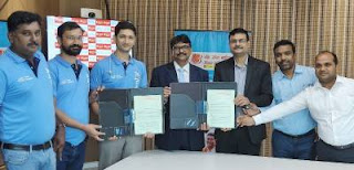 Aquaconnect partnered with Bank of Baroda