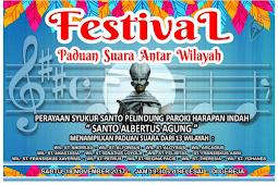 Festival Paduan Suara Antar Wilayah