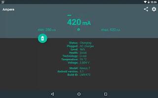 تحميل, تطبيق, امبير برو, Ampere pro apk, المدفوع, مهكر, برنامج, لقياس قوة الشاحن, وفحص حالة البطارية, للاندرويد, تحميل برنامج ampere pro