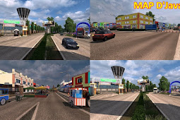 How to Download Mod Map D'Java for Euro Truck Simulator 2 (ETS2) on Computer or Laptop