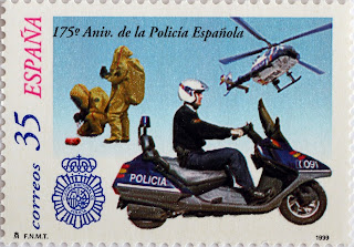 175 ANIVERSARIO DE LA POLICÍA ESPAÑOLA