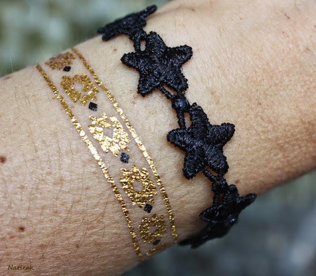 Bracelet motif étoile Missiu