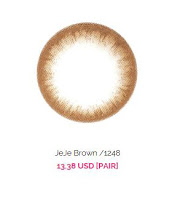 http://www.queencontacts.com/product/JeJe-Brown-1248/23808