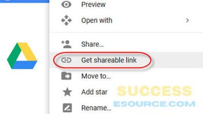 Get-Shareable-Links-Google-Drive