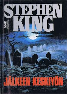 Jälkeen Keskiyön - Stephen King