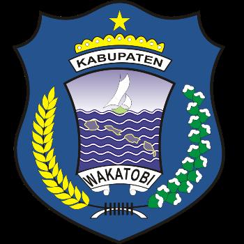 Logo Kabupaten Wakatobi PNG