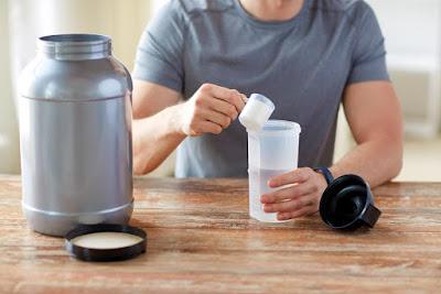 Manfaat Suplemen BCAA Untuk Otot Tubuh