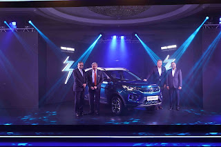 Tata Motors Nexon EV launch