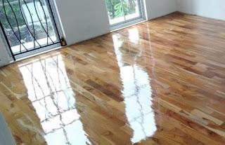 jual lantai kayu di palu