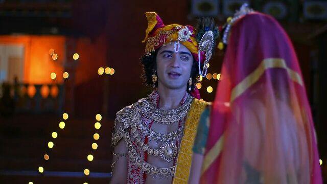 Radha Krishn: Krishna - Arjun Gatha S3  23 September Episode