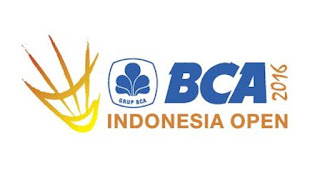 Live Streaming Keputusan BCA Indonesia Open 2016 : Separuh Akhir