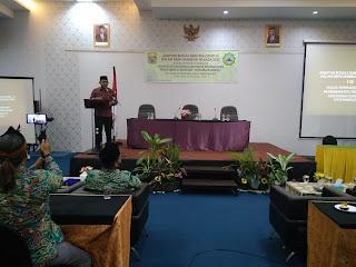 Sekda Provinsi Jambi Secara Resmi Membuka Sosialisasi Pilkada Serentak Bagi Ormas Ciayumajakuning