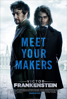 Nonton Victor Frankenstein (2015)