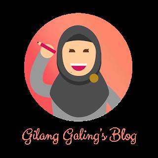logo gilang galing's blog