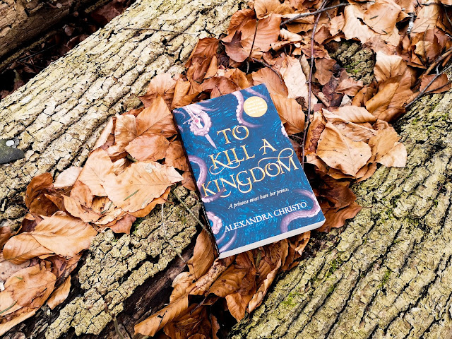 "Rezension: ""To Kill A Kingdom"" von Alexandra Christo"