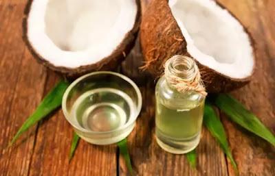 olej kokosowy na zajady