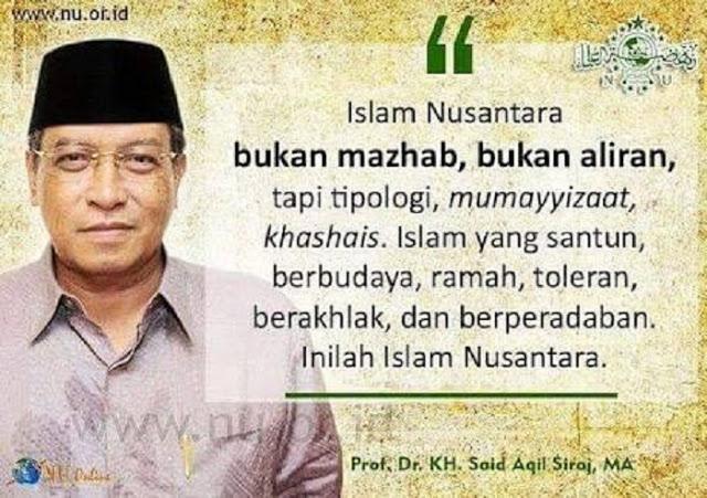 Kontroversi Islam Nusantara