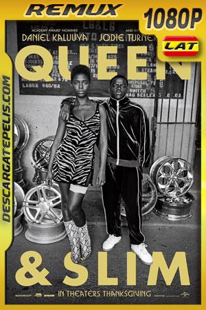 Queen y Slim: los fugitivos (2019) 1080p BDRemux Latino – Ingles