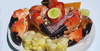 Ceviche de Cangrejo