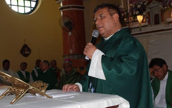 Igreja de Luto: Morre padre Erivan Primo