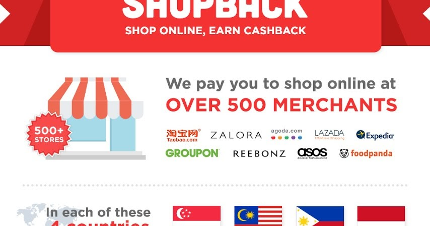 cryptalk pinas : Use shopback when shopping thru Zalora, Lazada and other shops
