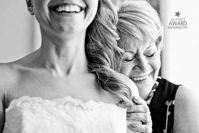 Emotii in ziua nuntii