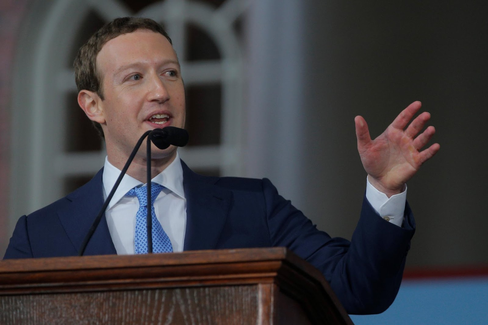 Mark Zuckerberg Proposes Universal Basic Income Amidst Speculation Of His Running For Presidential Office