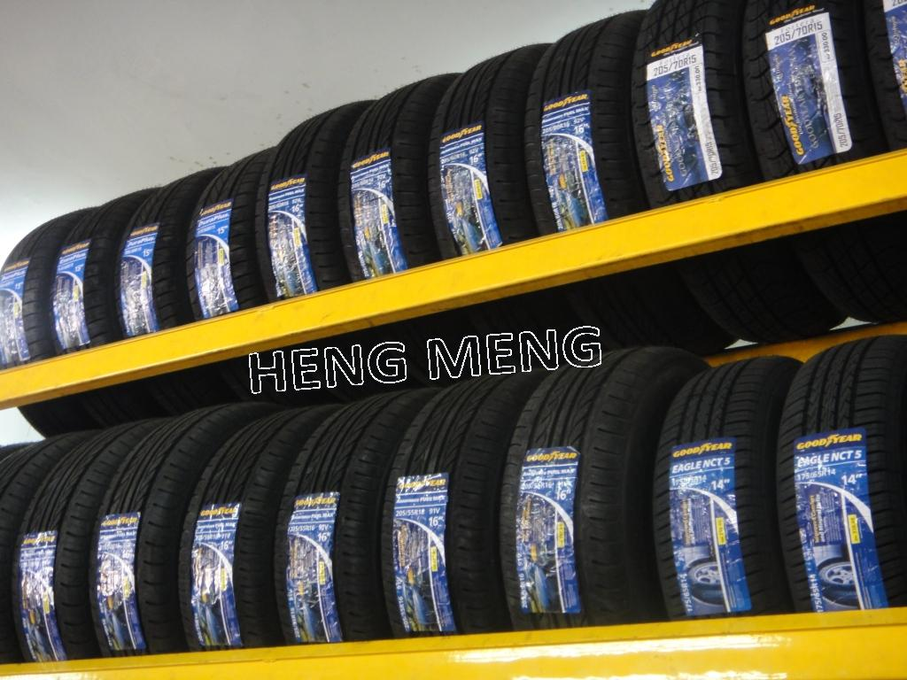 Goodyear Tyres Heng Meng Auto Service Centre Goodyear Tyres Dealer In Setapak