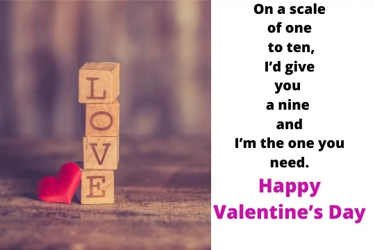 Happy Love Of Valentine Cards With Details