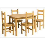 table chairs in spanish