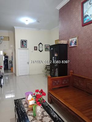 Ruang Tamu Rumah murah minimalis 620 Juta Di Komplek TPI Ring Road Medan Sumatera Utara