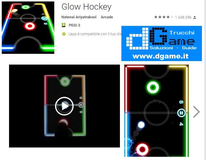 Trucchi Glow Hockey Mod Apk Android v1.2.19