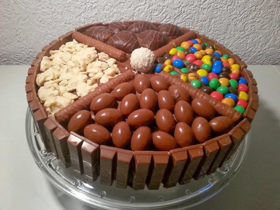 Sweets Heaven Nutella Kuchen Kalorienbombe