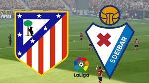 مشاهدة مباراة أتلتيكو مدريد وإيبار