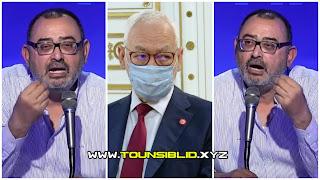 (بالفيديو) سفيان بن حميدة : راشد الغنوشي اكثر واحد مكروه في تونس