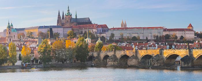 Czechy, Praga, turyści w Pradze