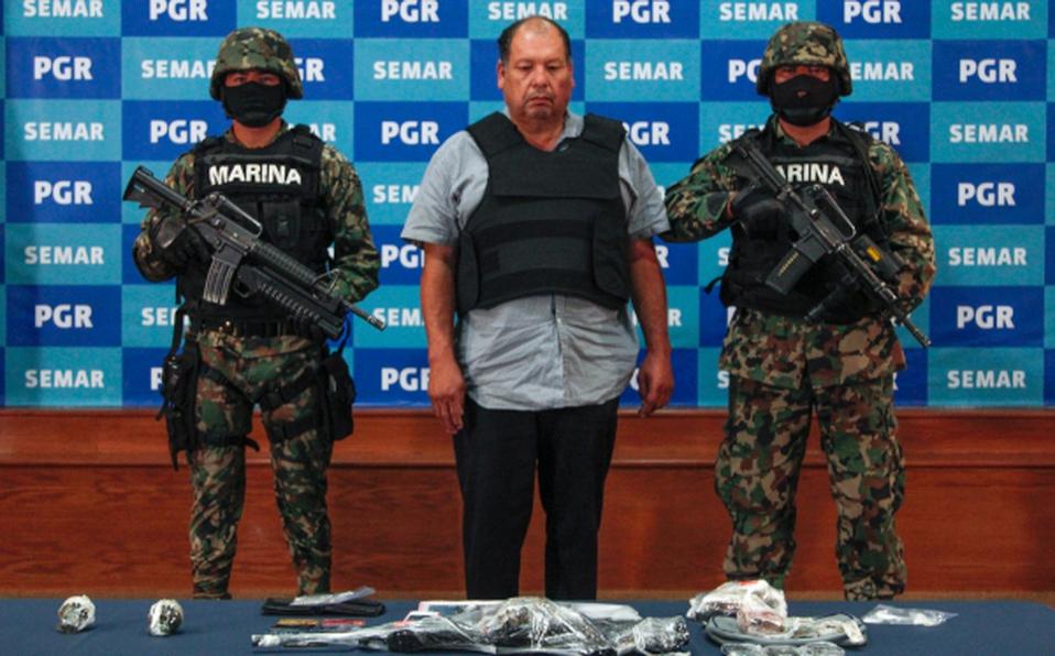Frenan extradición a EU de Mario Cárdenas Guillén, El M-1 y/o El Gordo hermano de Osiel Cárdenas Guillén