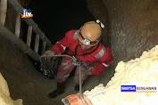 Penemuan Gua Berbentuk Sumur Di Lokasi Tambang Batu Kapur Tuban