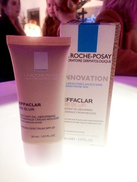 My Review Of La Roche Posay - BB Blur Mouse Cream