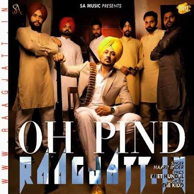 Oh Pind by Haarp Inder lyrics