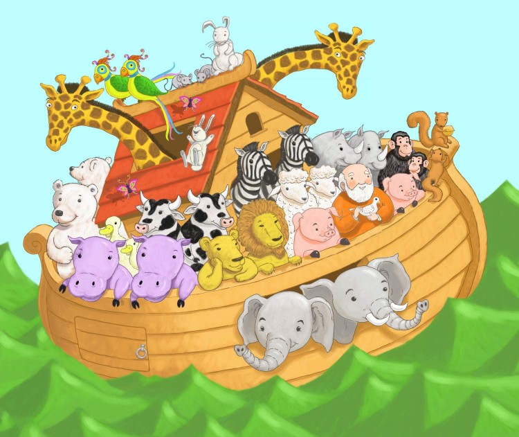 photo relating to Free Printable Pictures of Noah's Ark named Absolutely free Printable Preschool Lesson upon The Ark - Mama Suggests Dance