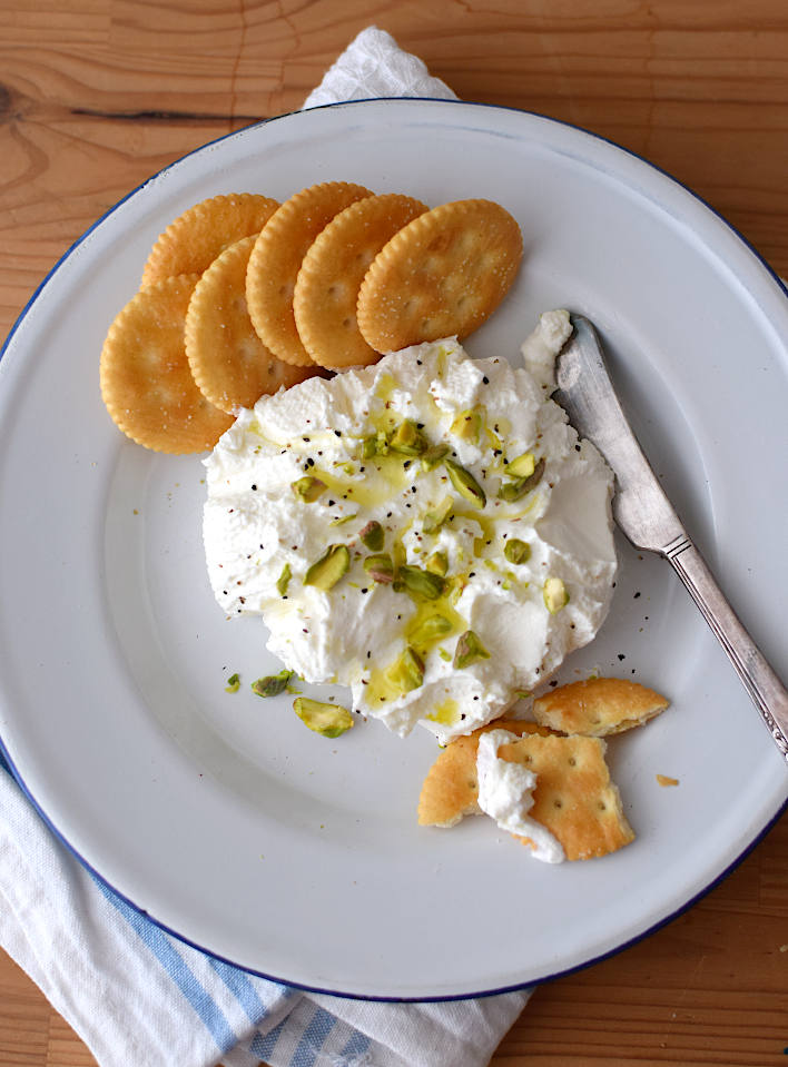 Queso Labneh, queso de yogurt